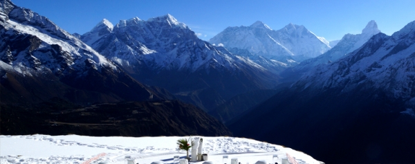 Mt. Everest view trek